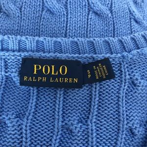 Ralph Lauren Has Polo Sweater